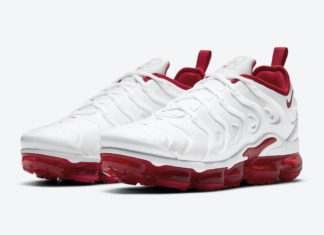 Nike Air VaporMax Plus Cherry White Red DH0279-100 Release Date