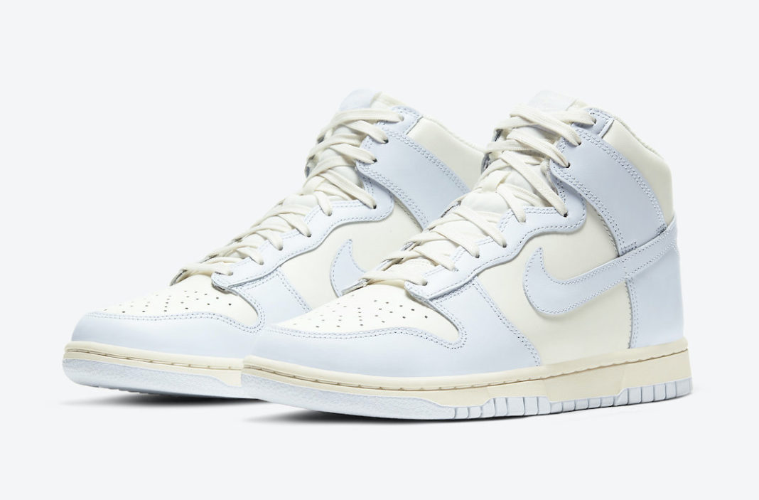 Nike Dunk High Football Grey Pale Ivory DD1869-102 Release Date Price