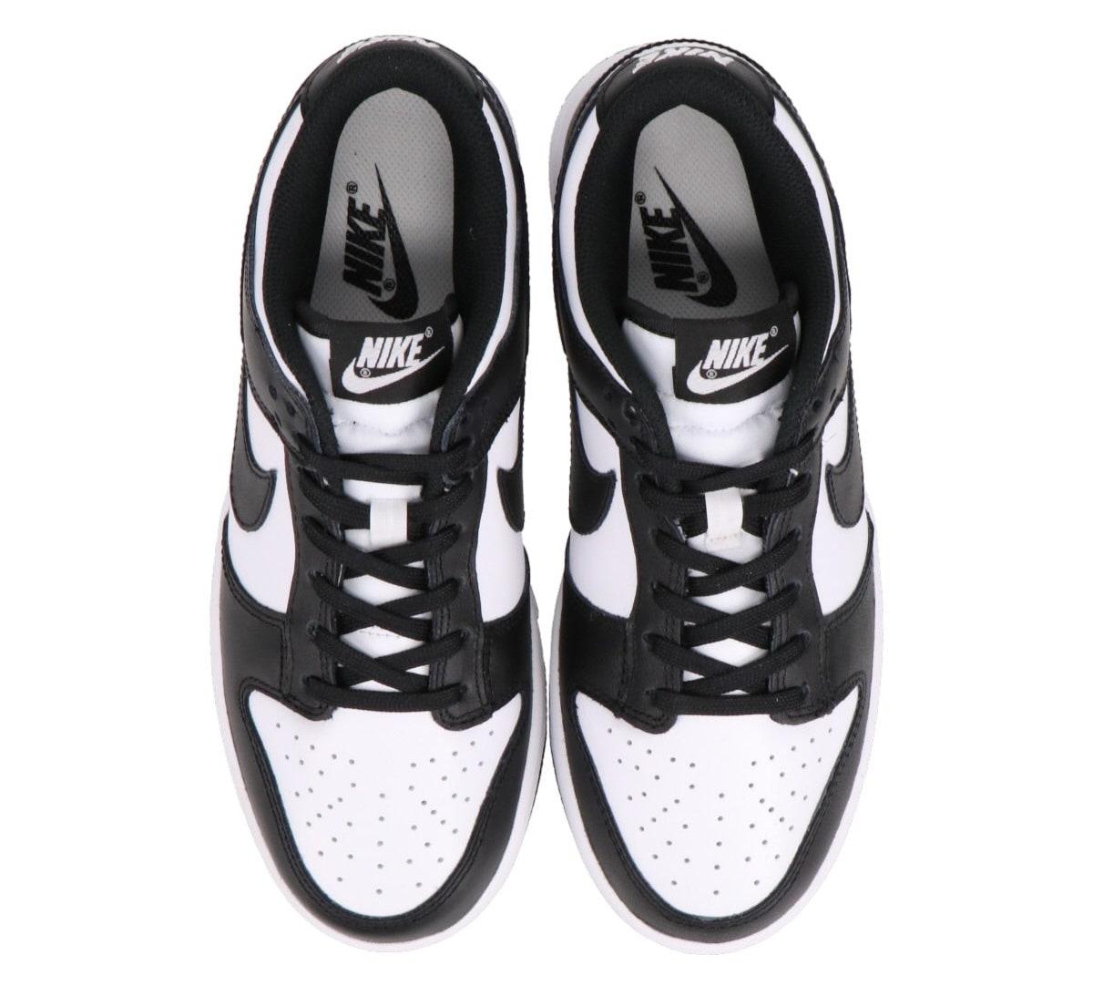 Nike Dunk Low White Black DD1503-101 Release Date
