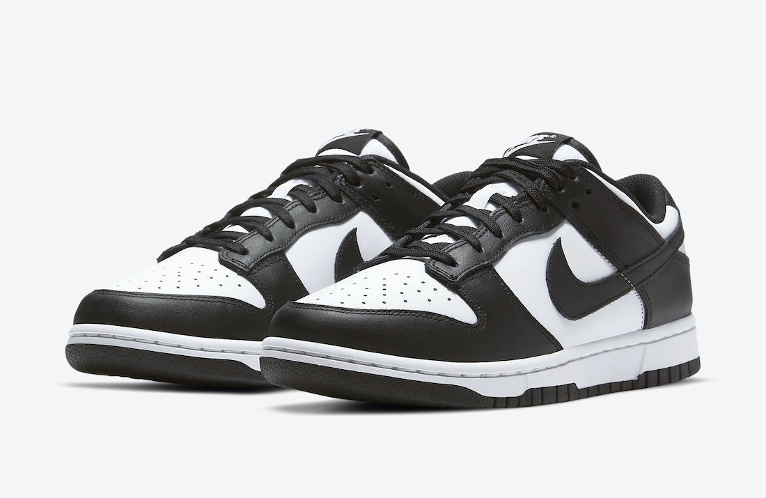 Nike Dunk Low White Black DD1503-101 Release Date Price