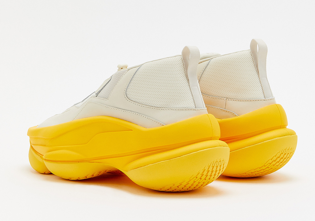 Pyer Moss The Sculpt Cream Yellow Release Date