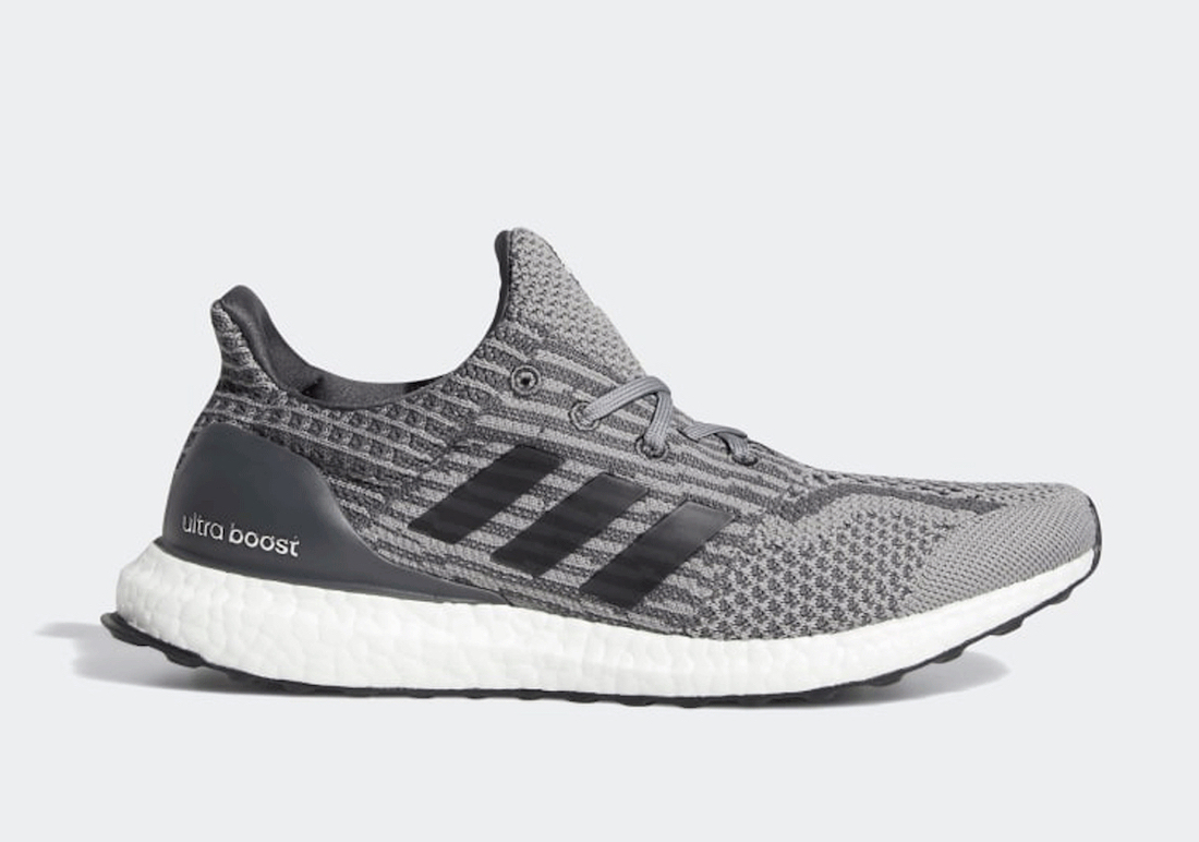 adidas Ultra Boost 5.0 Uncaged DNA Grey G55612 Release Date