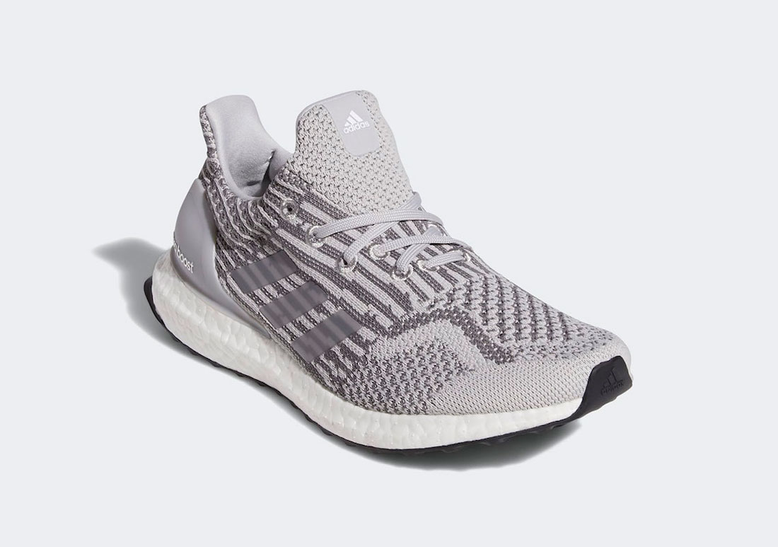 adidas Ultra Boost 5.0 Uncaged Grey Cloud White G55369 Release Date