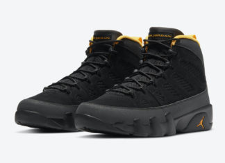 Air Jordan 9 University Gold CT8019-070 Release Date Price