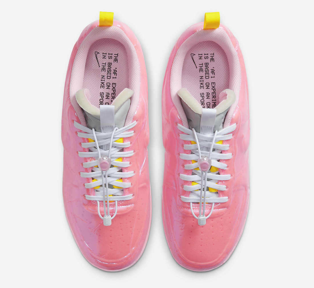 Nike Air Force 1 Experimental Racer Pink CV1754-600 Release Date Price