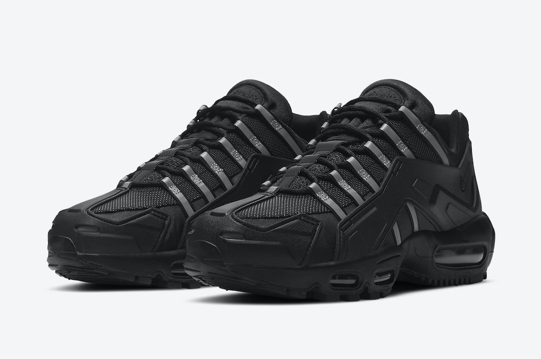 Nike Air Max 95 NDSTRKT Black Reflective CZ3591-001 Release Date