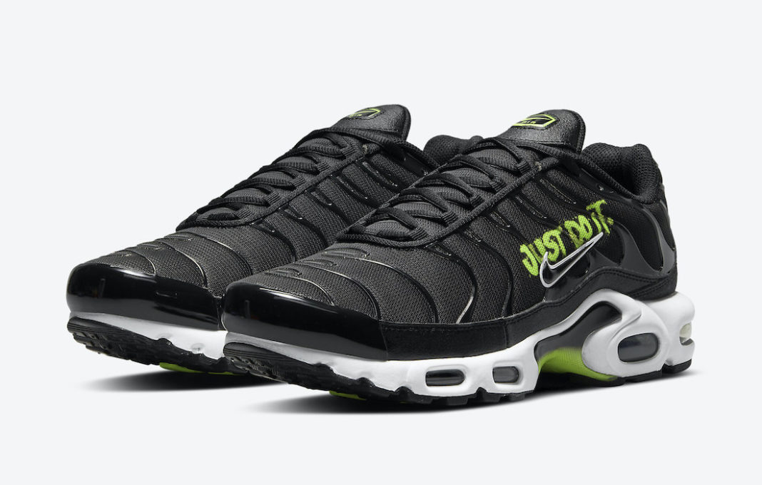 Nike Air Max Plus Just Do It DJ6876-001 Release Date