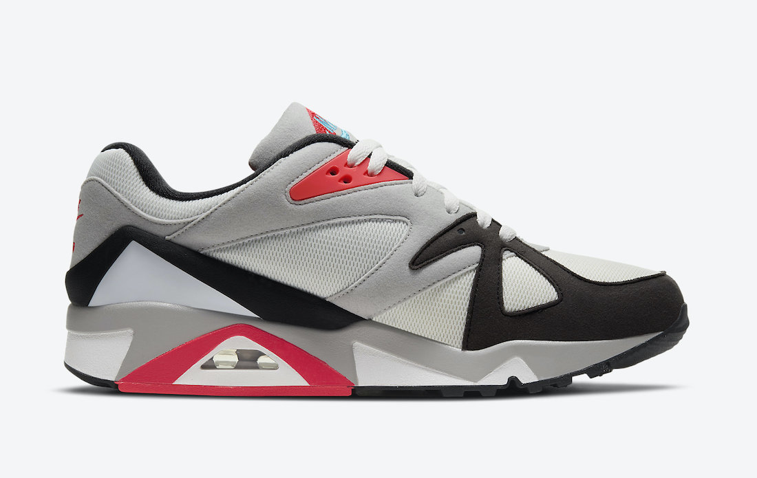 Nike Air Structure Triax 91 OG Neo Teal Infrared CV3492-100 Release Date