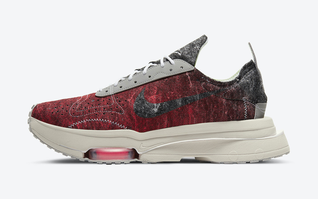 Nike Air Zoom Type Bright Crimson CW7157-600 Release Date