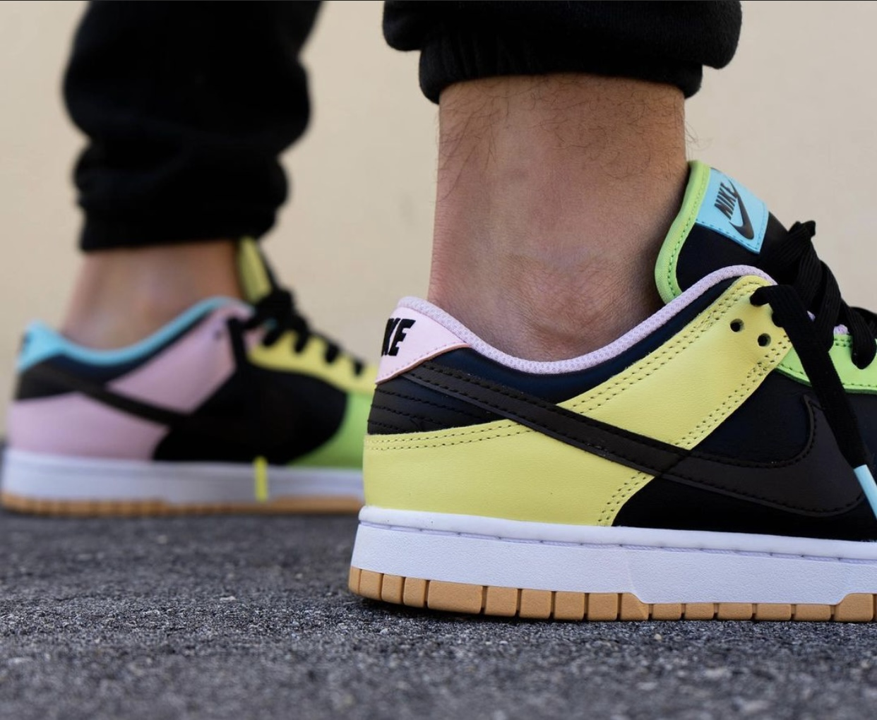 Nike Dunk Low Free 99 Black DH0952-001 Release Date