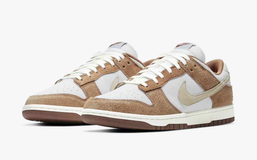 Nike Dunk Low Medium Curry DD1390-100 Release Date Price