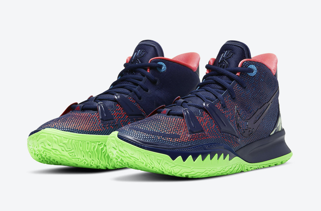 Nike Kyrie 7 CQ9327-401 Release Date