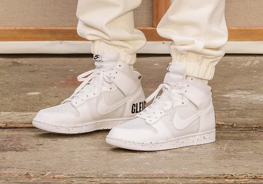 Undercover Nike Dunk High White 2021 Release Date