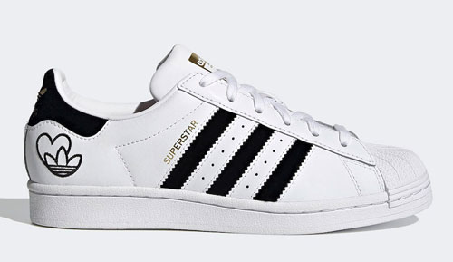 adidas superstar whtie black gold official 2021 release dates