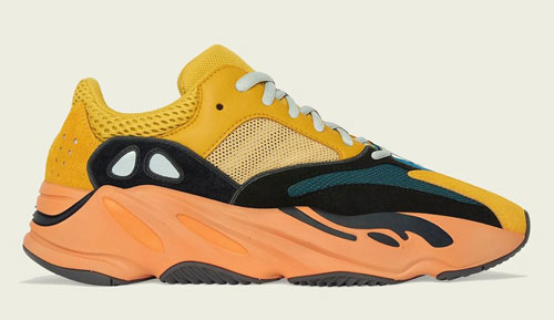 adidas yeezy boost 700 sun official release dates 2021