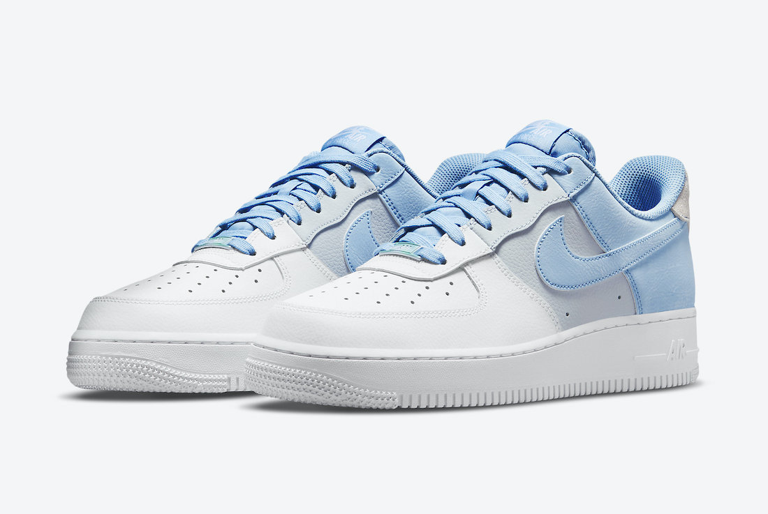 Nike Air Force 1 Low Psychic Blue CZ0337-400 Release Date