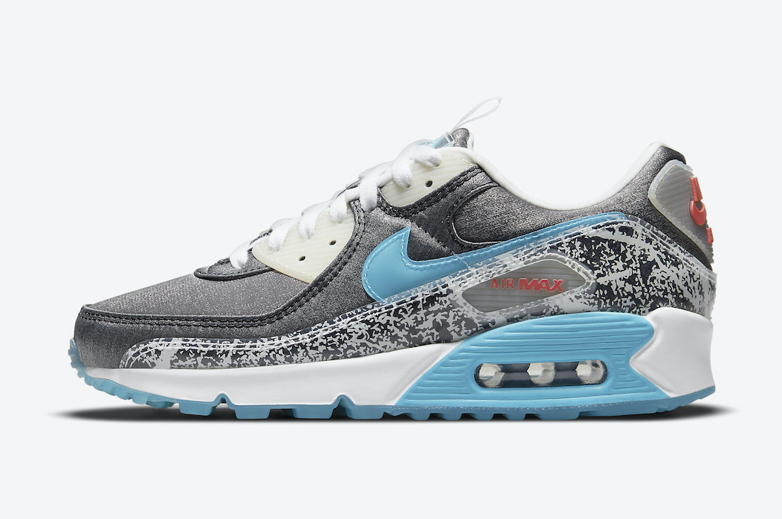 Nike Air Max 90 Rice Ball DD5483-010 Release Date