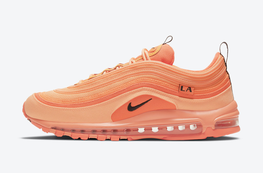 Nike Air Max 97 Los Angeles DH0148-800 Release Date - SBD