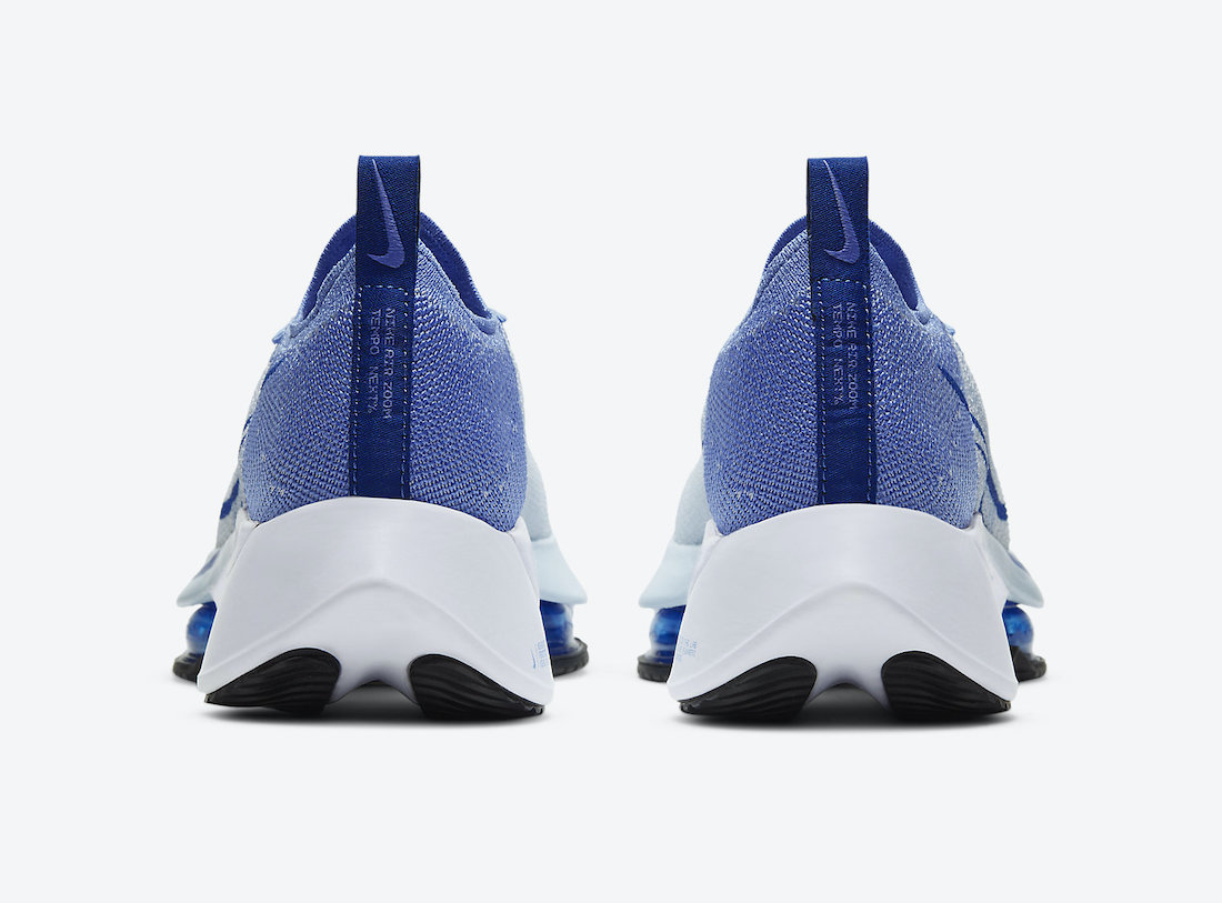 Nike Air Zoom Tempo NEXT Royal Pulse CI9924-400 Release Date