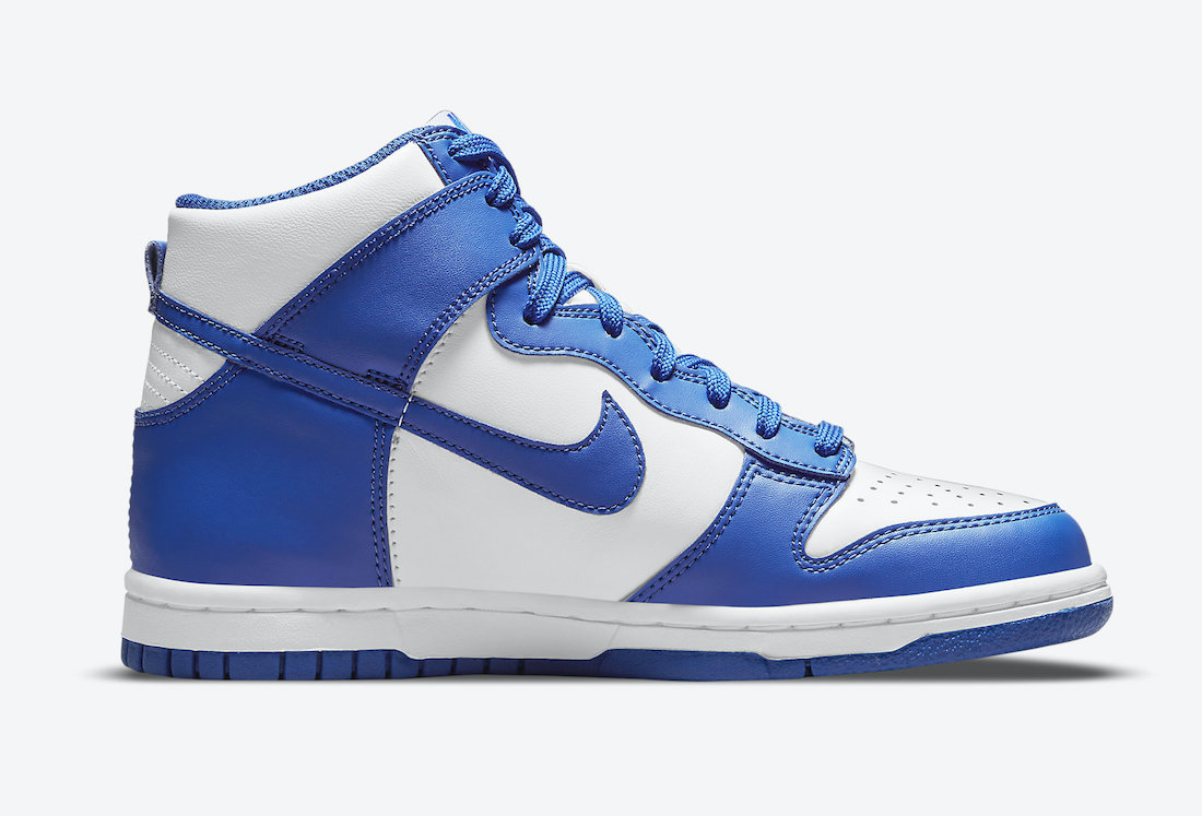 Nike Dunk High Game Royal Release Date