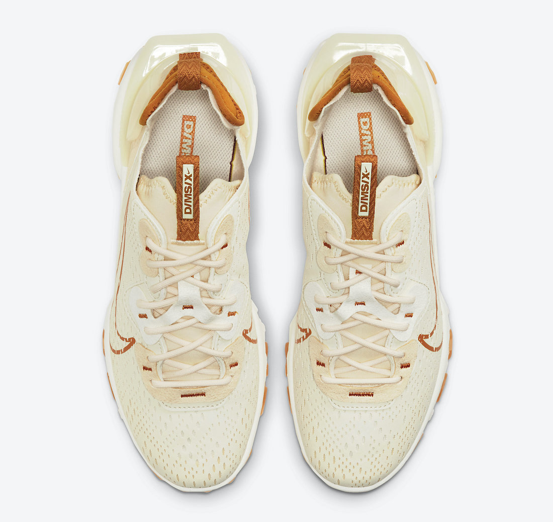 Nike React Vision Pale Ivory CI7523-103 Release Date