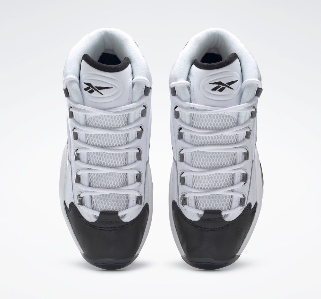 Reebok Question Mid Why Not Us Black Toe GX5260 Release Date