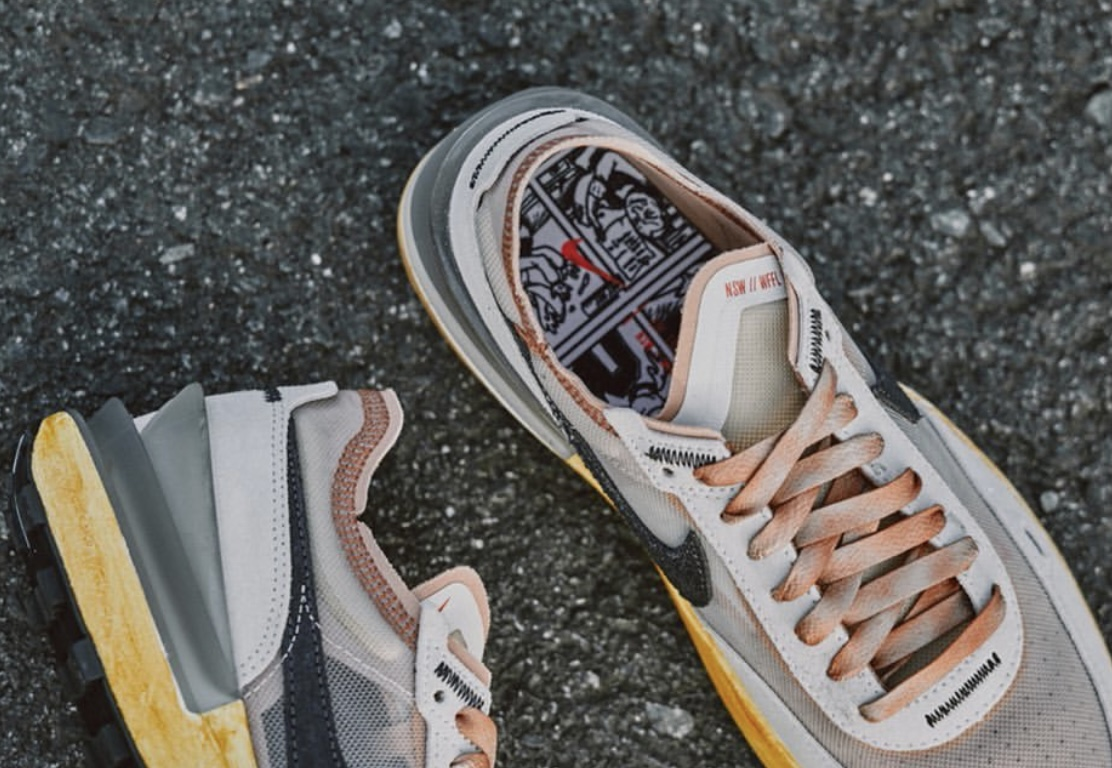 Social Status Nike Waffle One The Bill Release Date