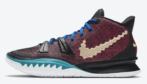 nike kyrie 7 chinese new year official release dates 2021
