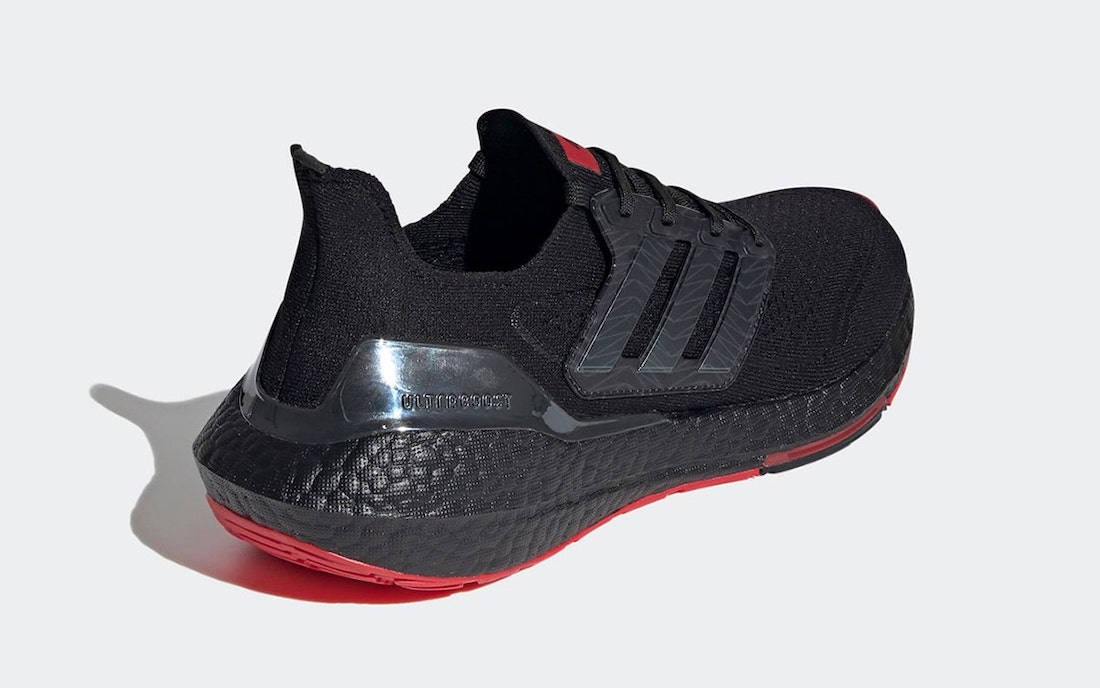 424 Arsenal adidas Ultra Boost 2021 GV9716 Release Date
