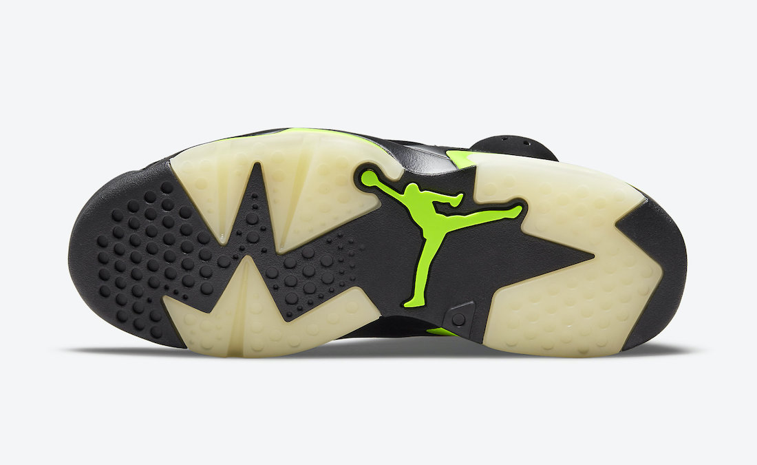 Air Jordan 6 Electric Green CT8529-003 Release Date Price