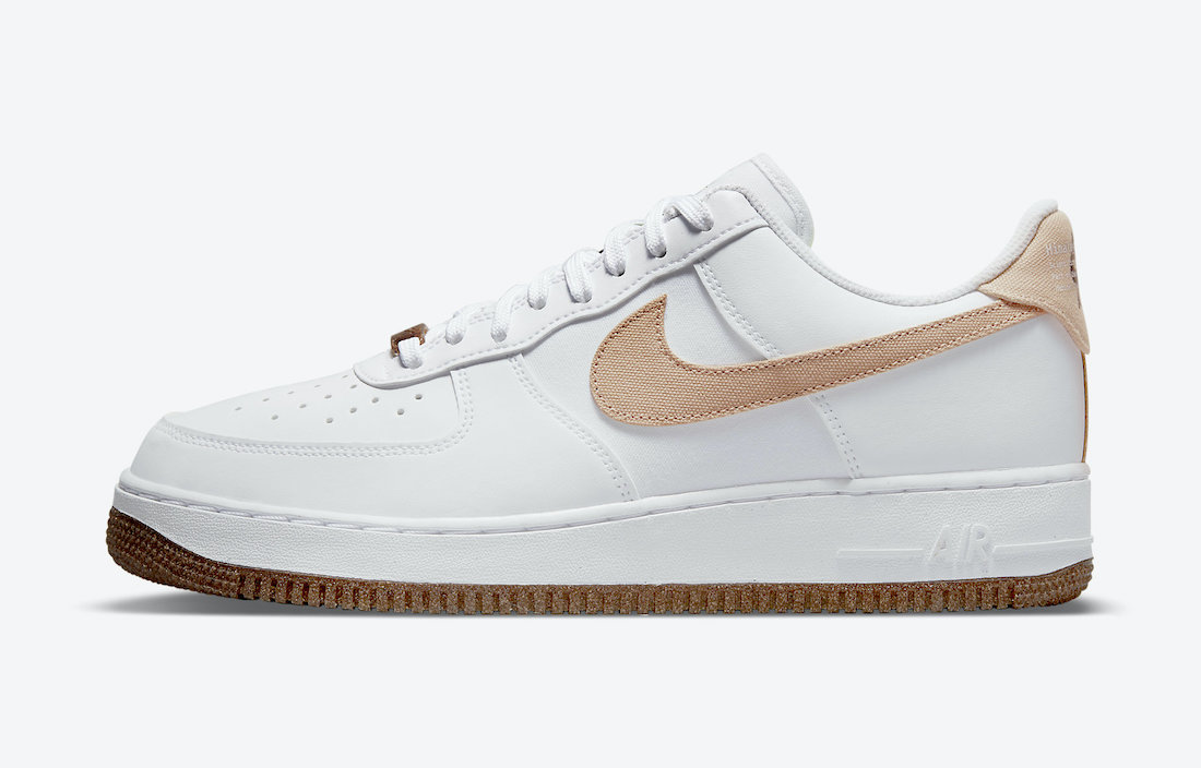 Nike Air Force 1 Low Rhubarb CZ0338-101 Release Date