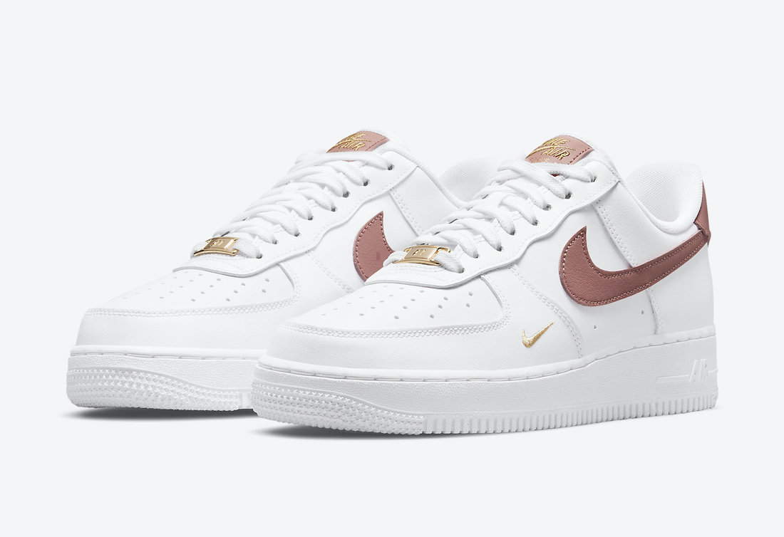 Nike Air Force 1 Low Rust Pink CZ0270-103 Release Date