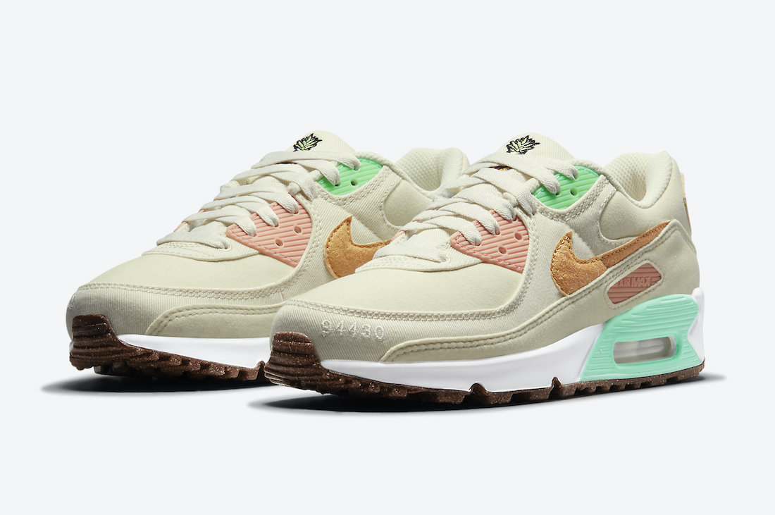 Nike Air Max 90 Happy Pineapple DC5211-100 Release Date