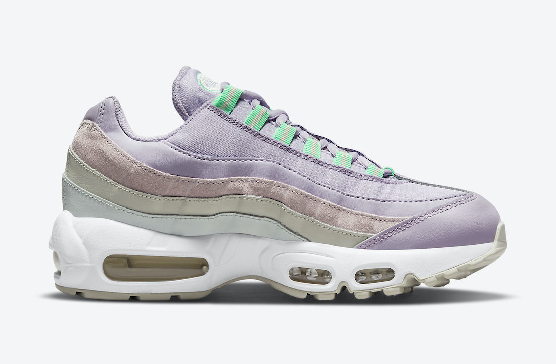 Nike Air Max 95 Easter CZ1642-500 Release Date
