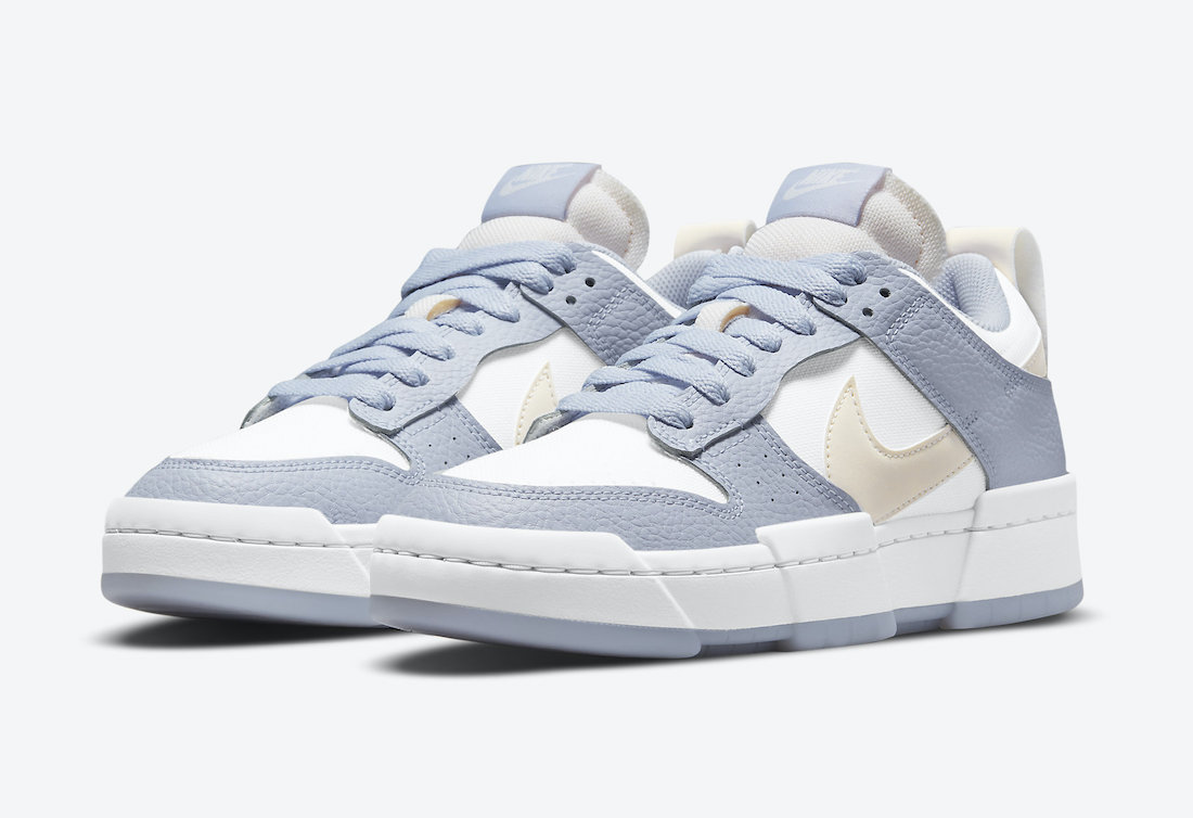 Nike Dunk Low Disrupt Ghost DJ3077-100 Release Date