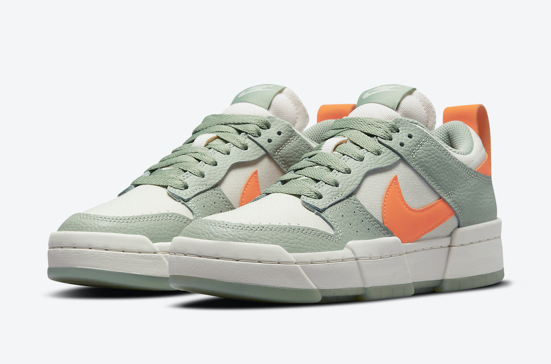 Nike Dunk Low Disrupt Sea Glass DJ3077-001 Release Date