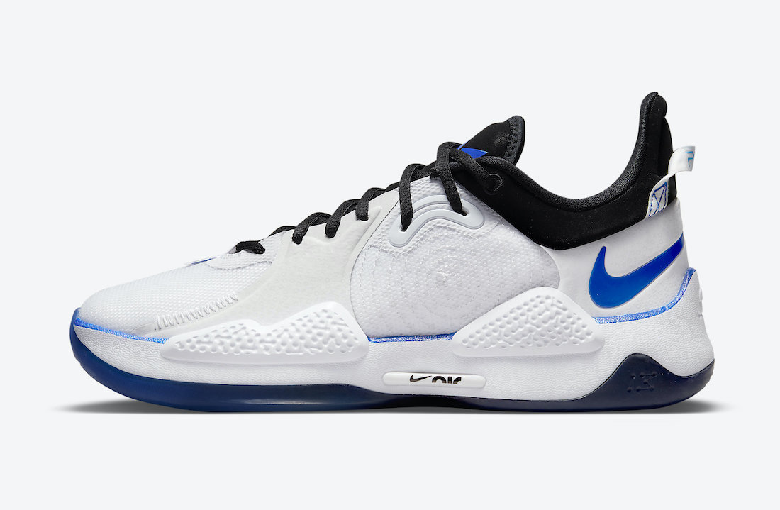 Nike PG 5 PlayStation 5 CW3144-100 Release Date