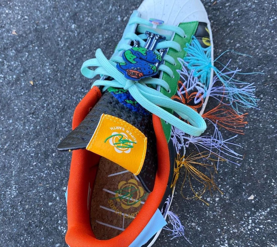 Sean Wotherspoon adidas SUPEREARTH Superstar Black Release Date