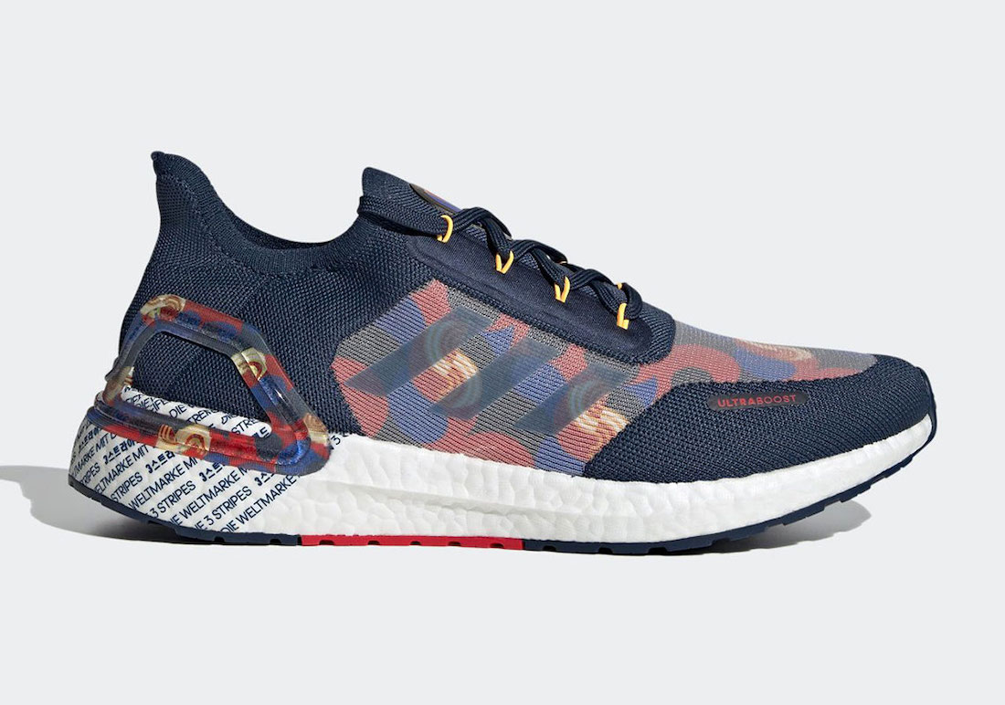 adidas Ultra Boost 2020 City Light Seoul GY5007 Release Date