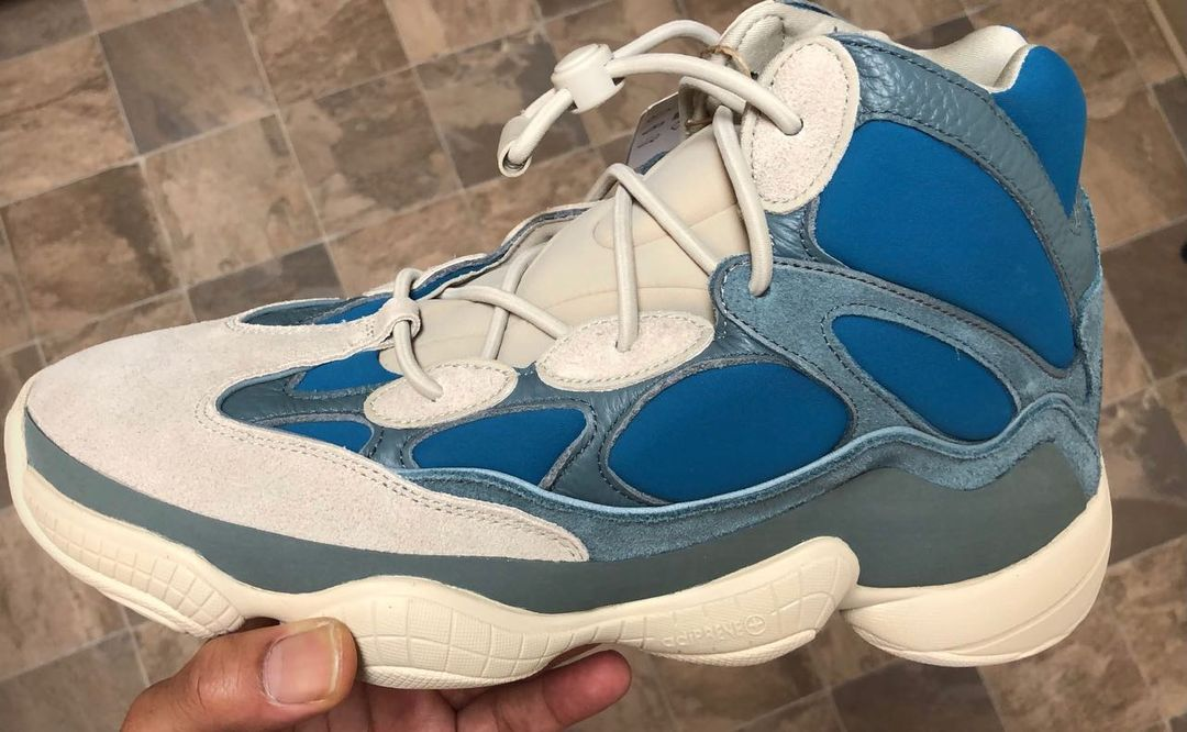 adidas Yeezy 500 High Frosted Blue Release Date Price