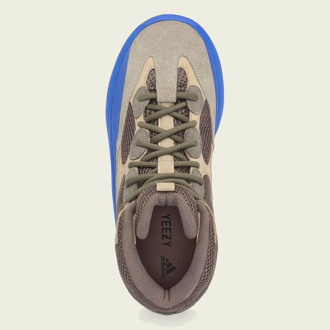 adidas Yeezy Desert Boot Taupe Blue Release Date