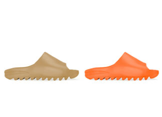 adidas Yeezy Slide Enflame Orange Pure Release Date