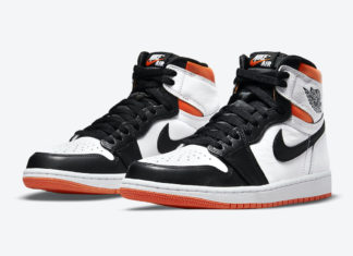 Air Jordan 1 High OG Electro Orange 555088-180 Release Date