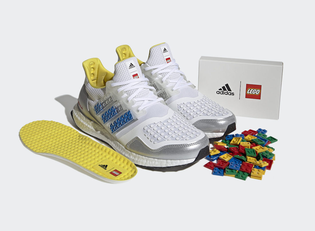 LEGO adidas Ultra Boost DNA FY7690 Release Date