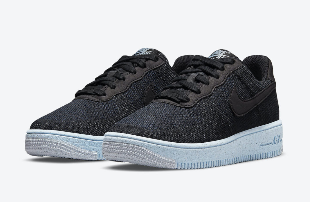 Nike Air Force 1 Crater Flyknit GS DH3375-001 Release Date