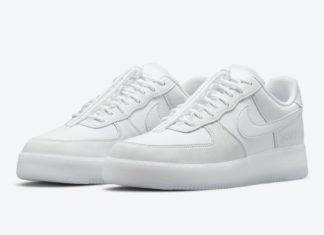 Nike Air Force 1 Gore-Tex White Hyper Royal DJ7968-100 Release Date