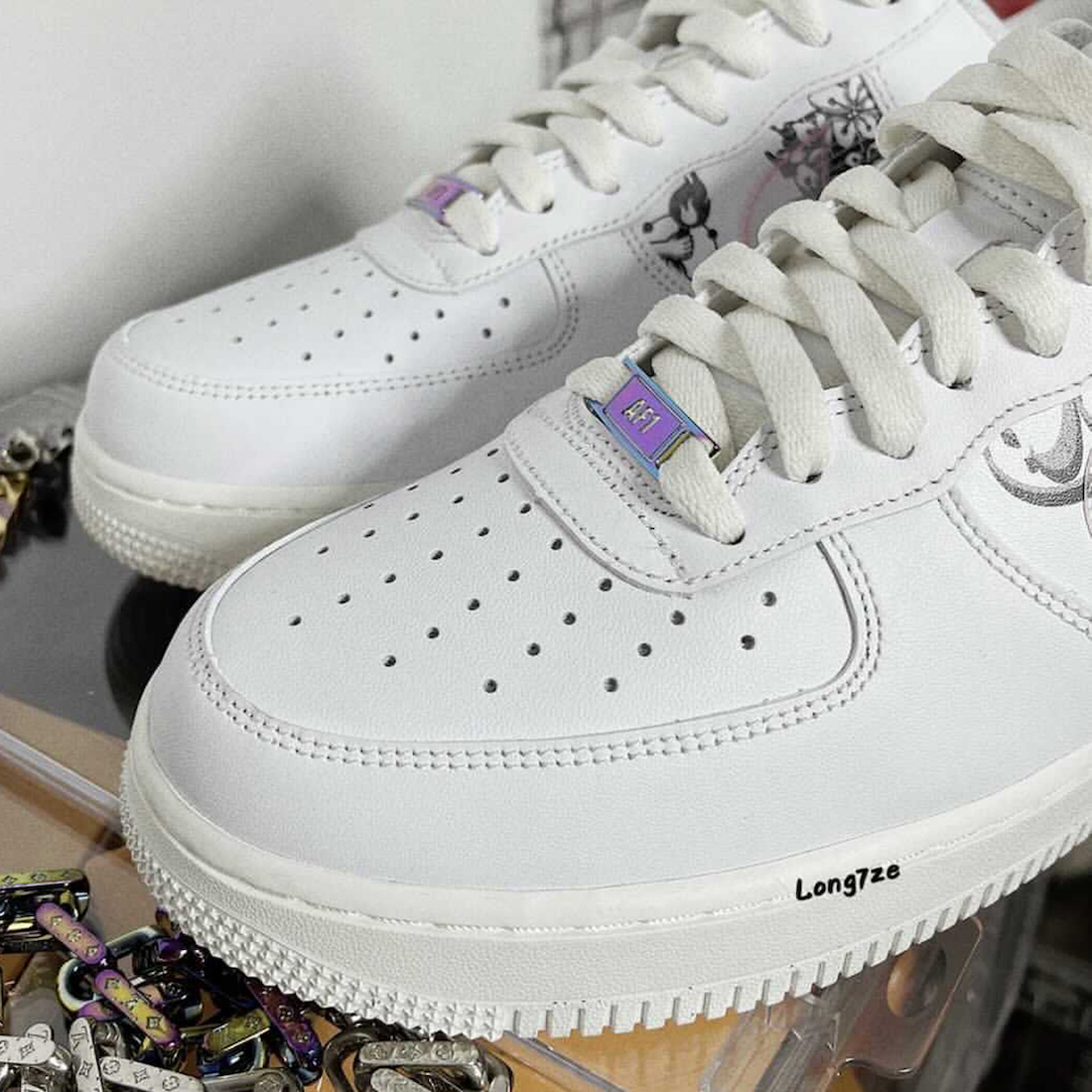 Nike Air Force 1 Low The Great Unity Release Date