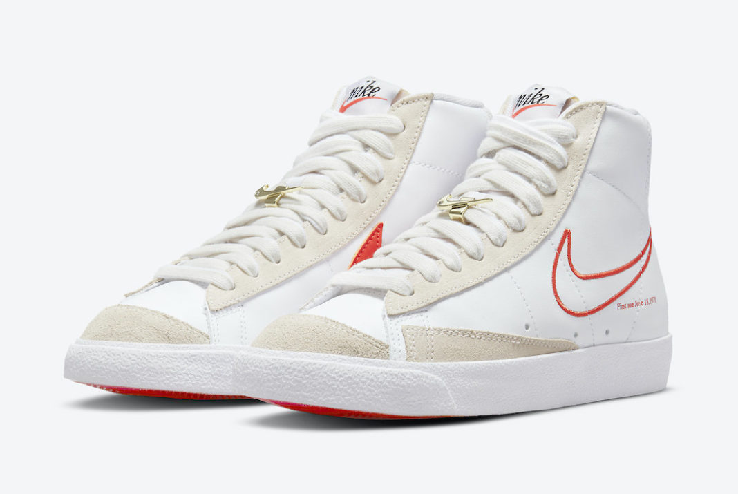 Nike Blazer Mid 77 SE First Use DH6757-100 Release Date