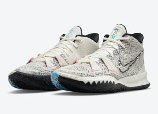 Nike Kyrie 7 Pale Ivory CZ0141-100 Release Date