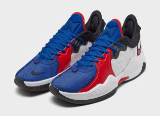 Nike PG 5 Clippers CW3143-101 Release Date